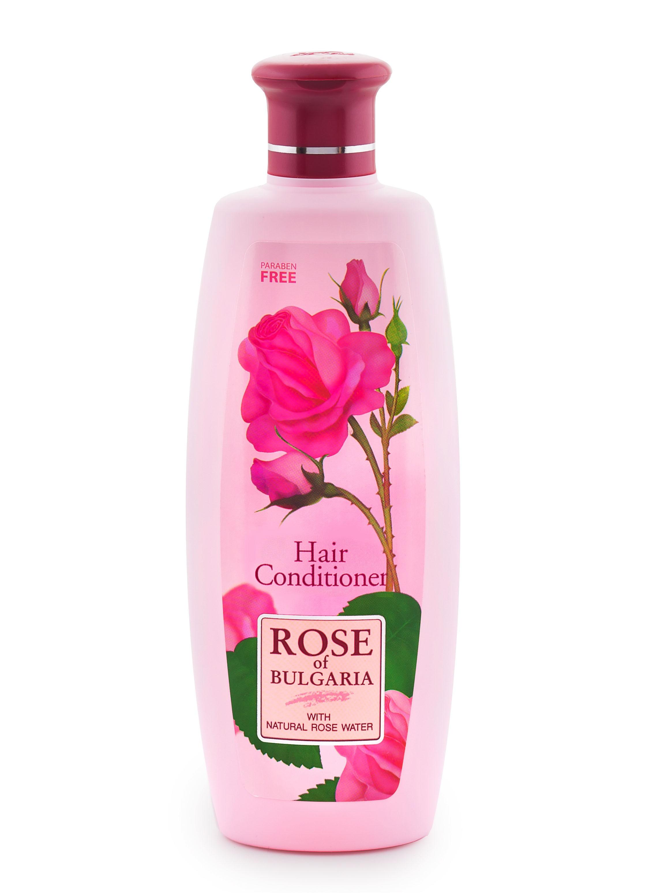 Kondicionér na suché a poškozené vlasy, Rose of Bulgaria  330 ml