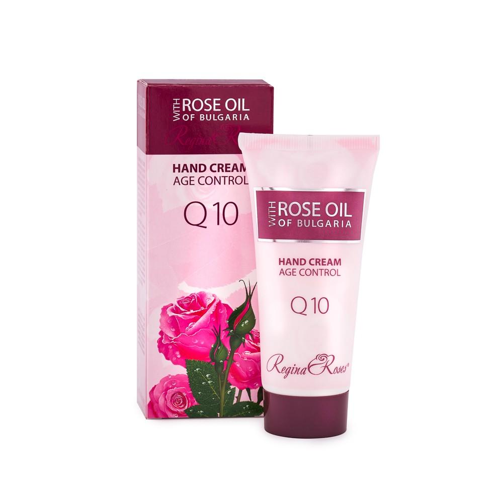 Krém na ruce s Q10 Regina 50 ml