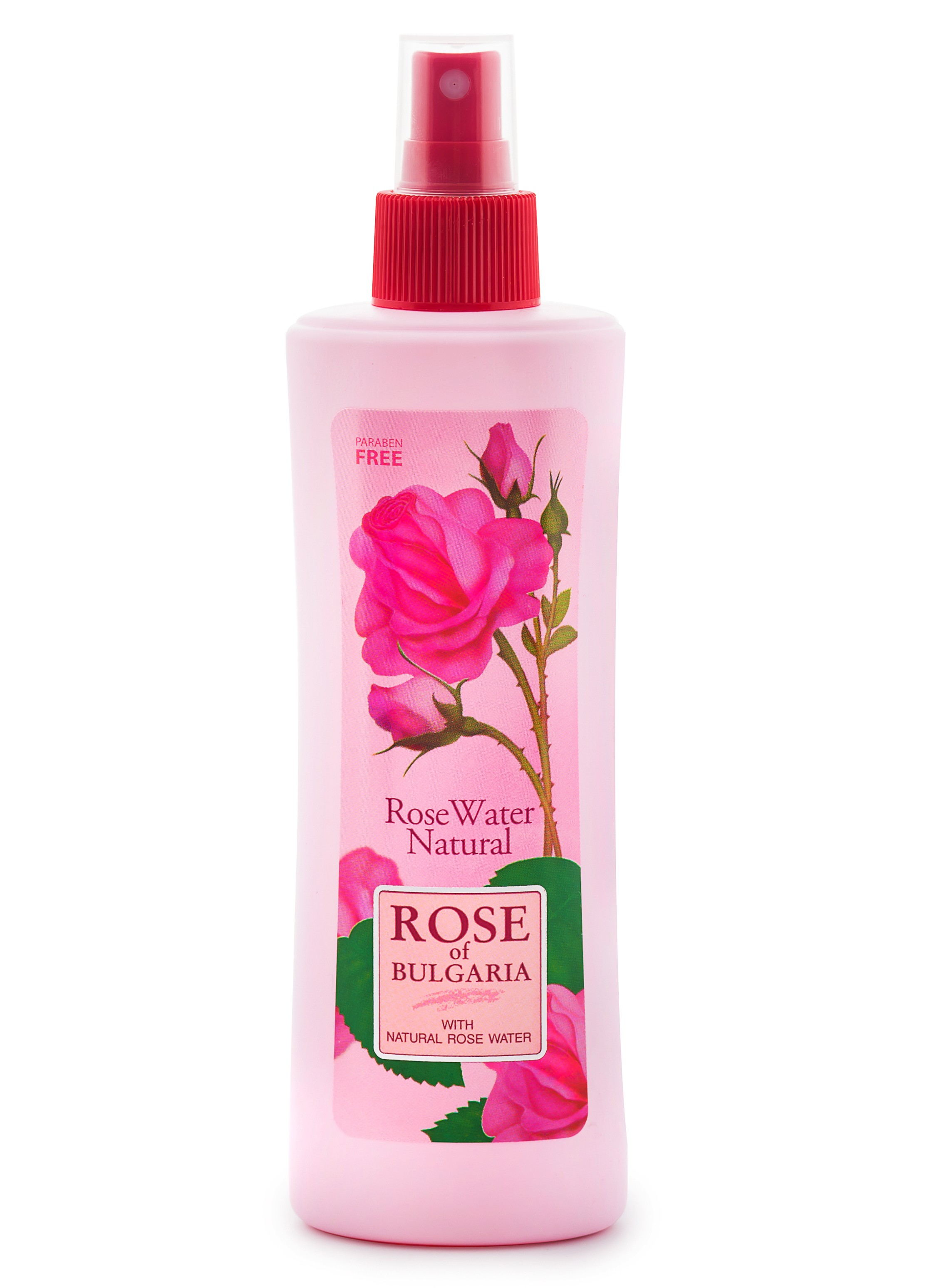 Naturální Růžová voda 230ml Rose of Bulgaria