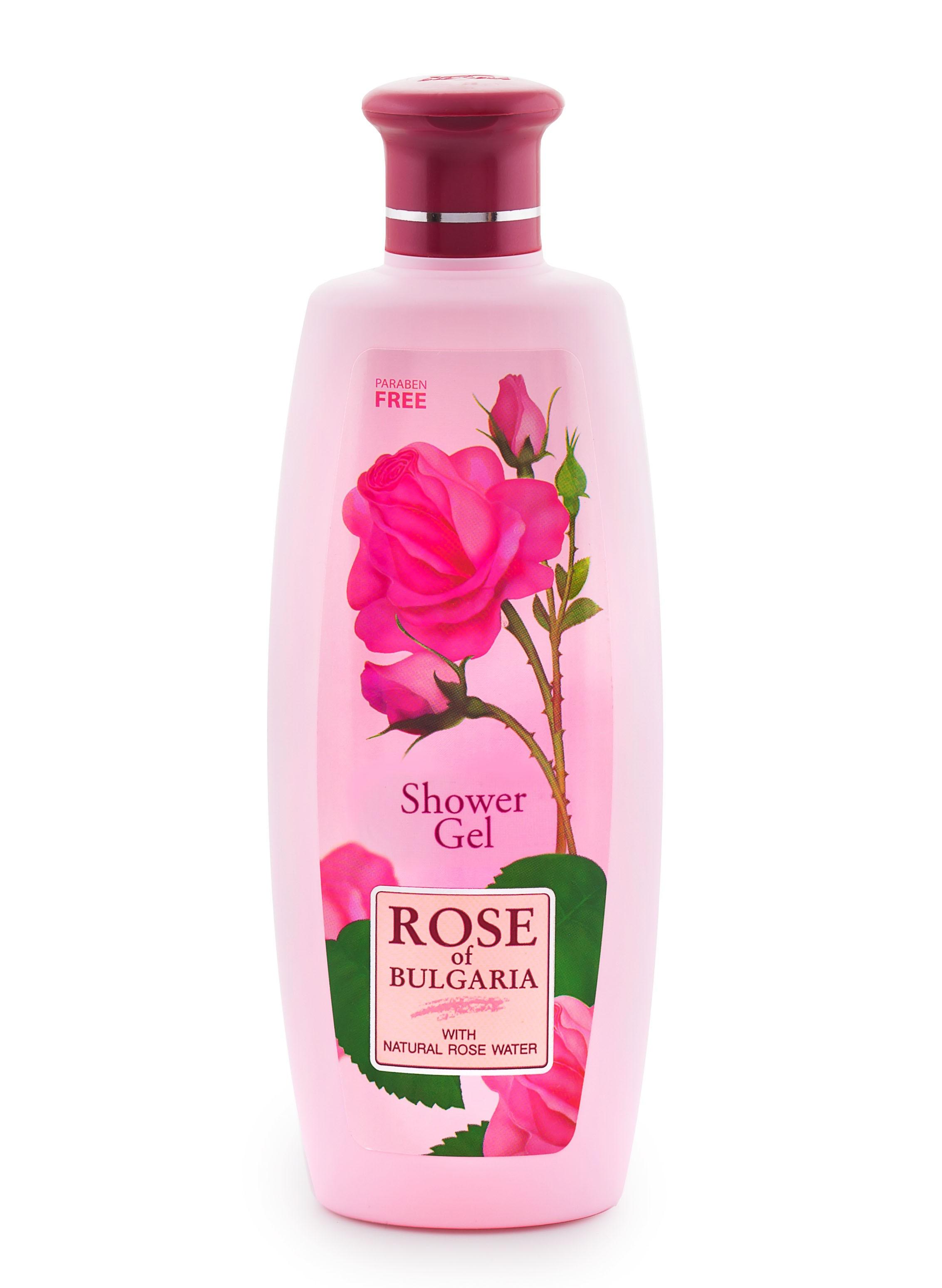 Sprchový gel  Rose of Bulgaria