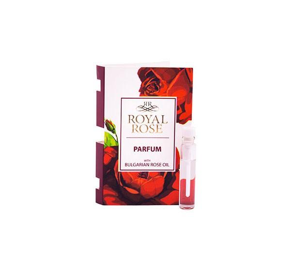 Dámský Parfém Royal Rose s růžovým olejem 2.1ml