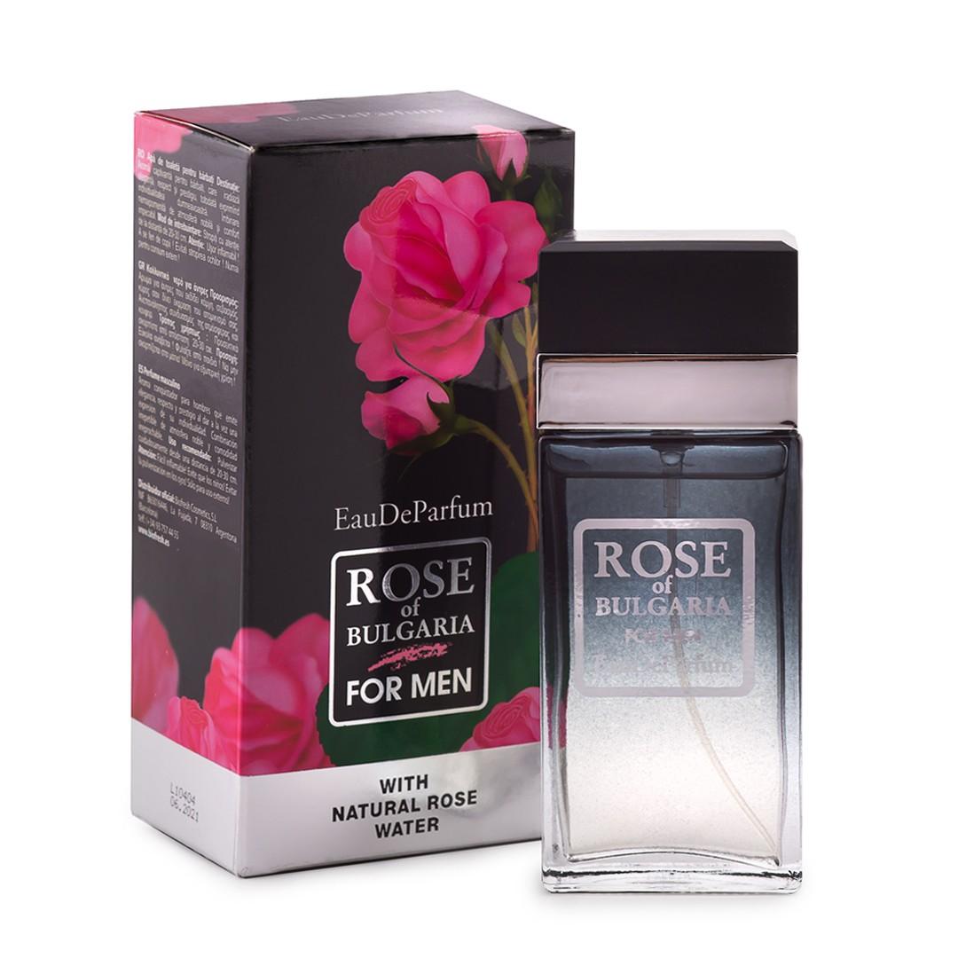 Pánský Eau de Parfum Rose of Bulgaria 60ml