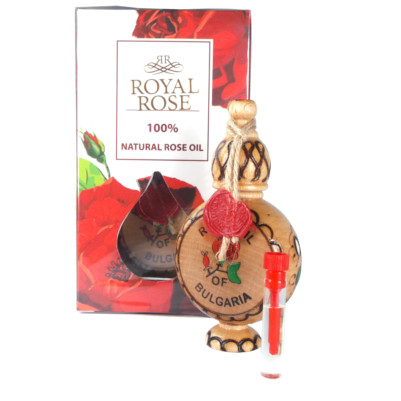 Naturální Růžový Olej 100%, Royal Rose 0,5 ml