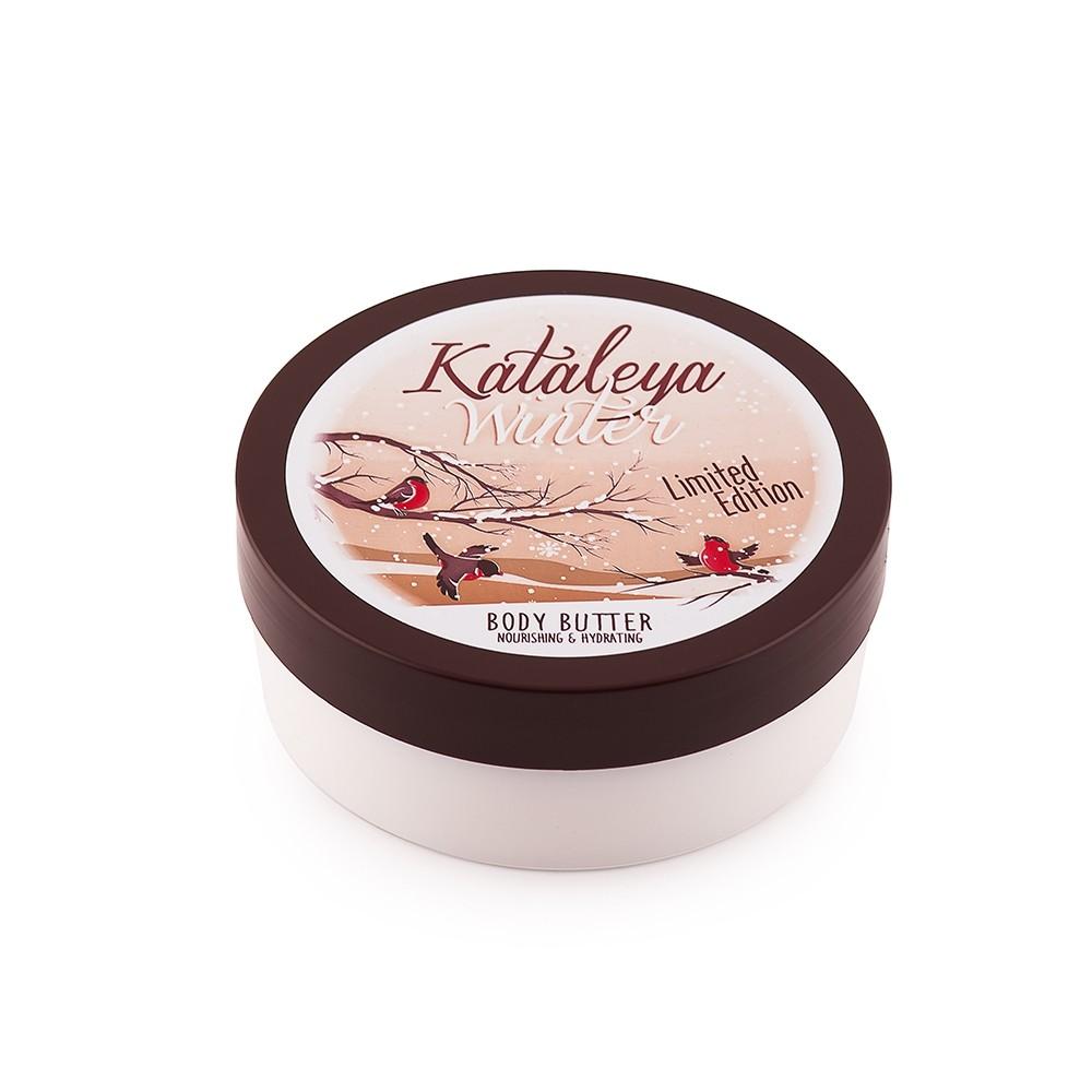 Vyživující tělové máslo KATALEYA WINTER 200 ml Limitovaná edice