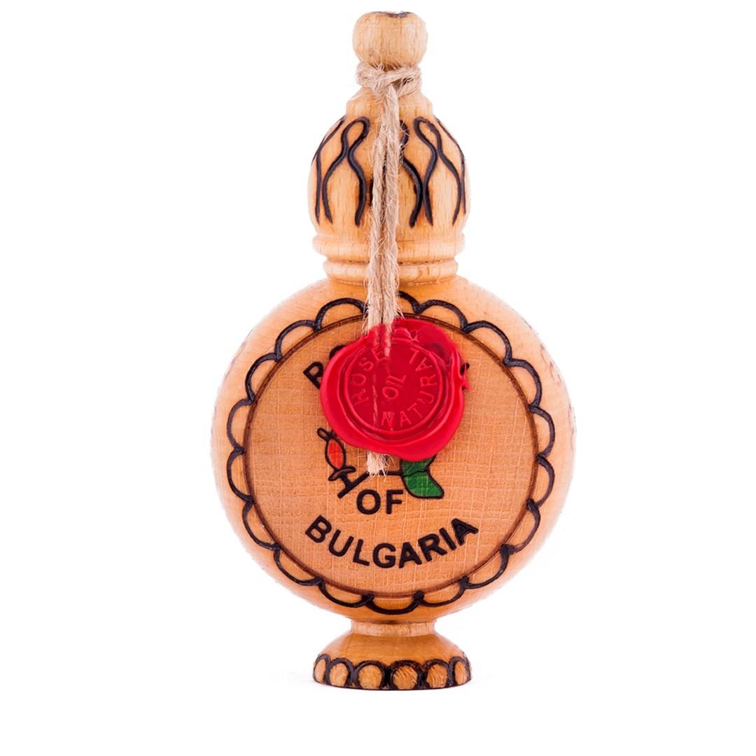 Naturální Růžový Olej 100%, Regina Roses 1,2 ml