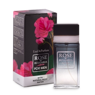 Pánský Eau de Parfum Rose of Bulgaria 60ml