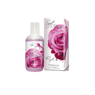 Sprchový gel Soft Rose 200ml Refan